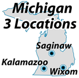 Michigan Wheelchair Van Locations